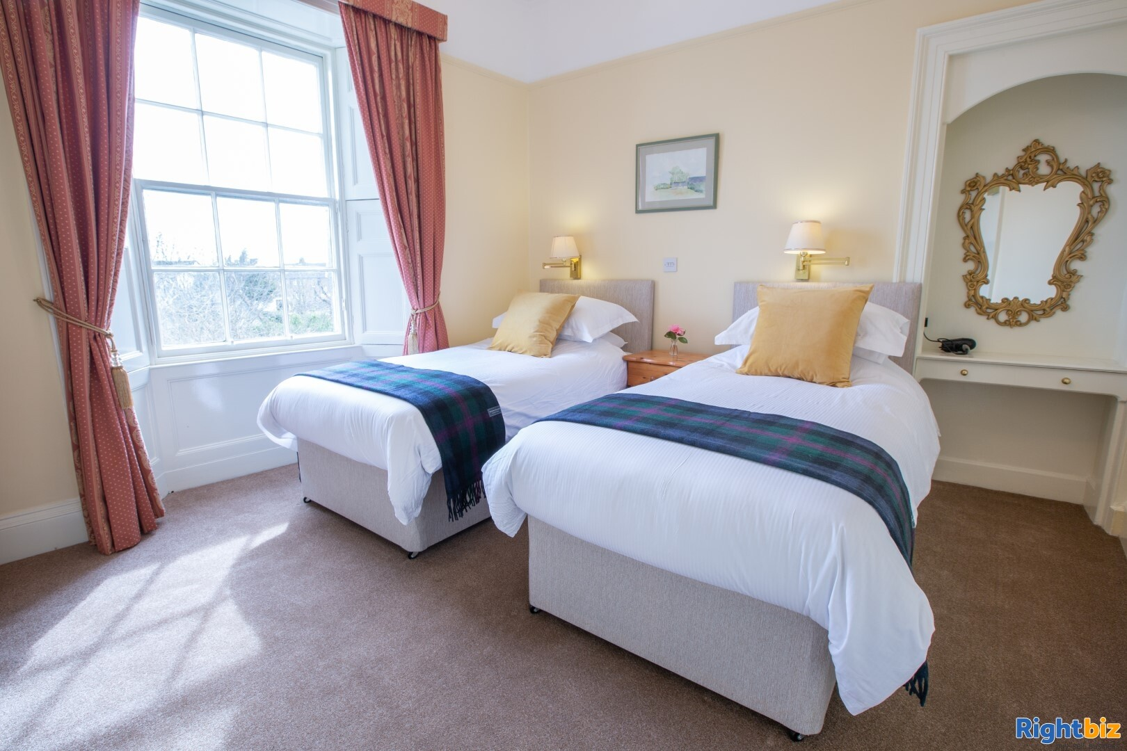 A stunning recently refurbished small Hotel with Restaurant in Kirkcudbright - Image 8