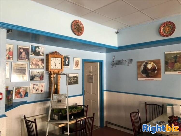THRIVING FIVE STAR RATED CAFE IN LLANELLI - Image 8