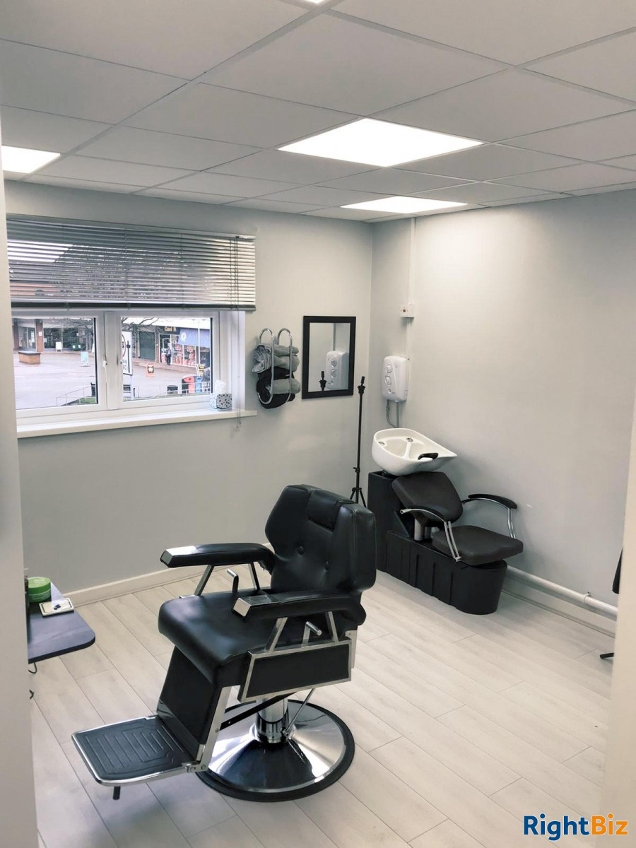 Well established busy Barber shop for sale - Image 9