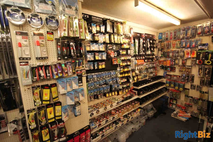 Fishing Tackle and Bait Shop for sale - Image 9