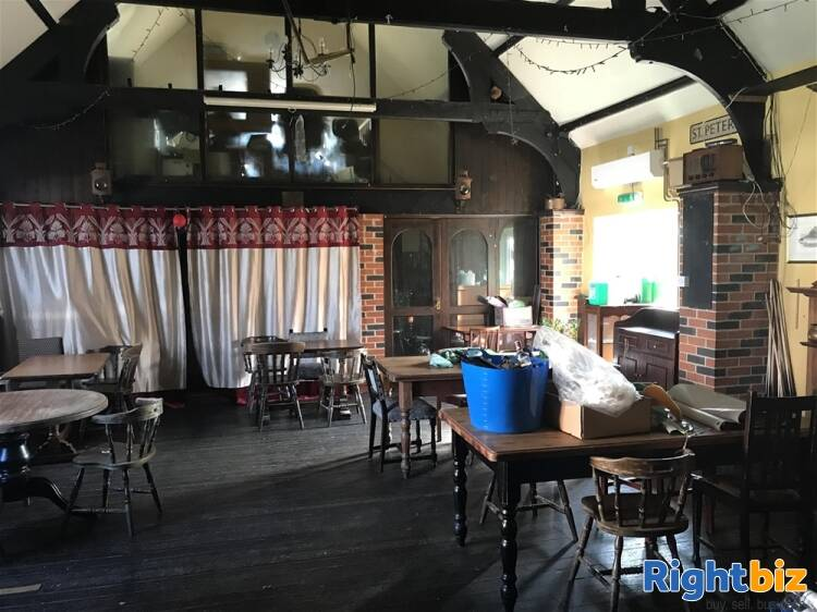 POPULAR PUBLIC HOUSE & FUNCTION VENUE WITH ROOMS IN HAMPSHIRE - Image 9