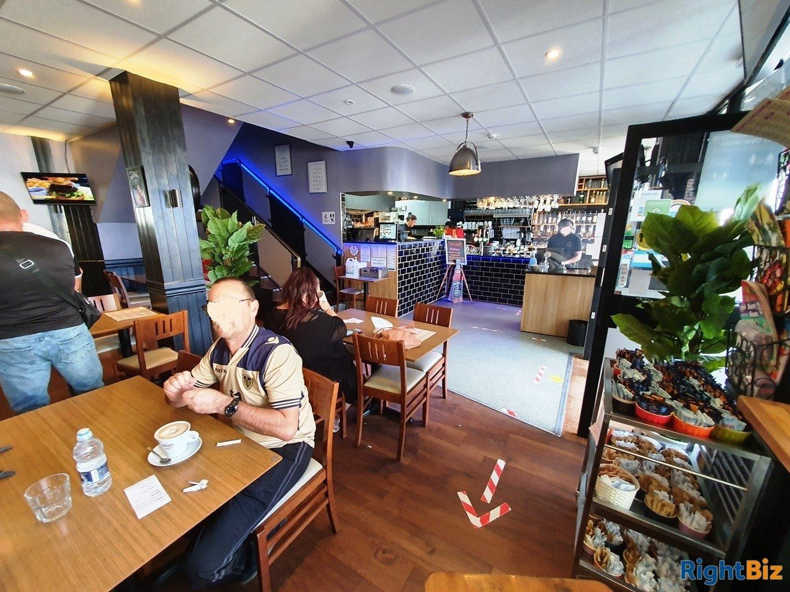 FREEHOLD CAFÉ / RESTAURANT WITH FIRST FLOOR FUNCTION ROOM - Image 9