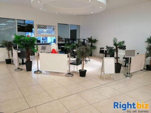 Here Is an Excellent Fully Operational Café/ Restaurant For Sale In Dunfermline, Fife - Image 9