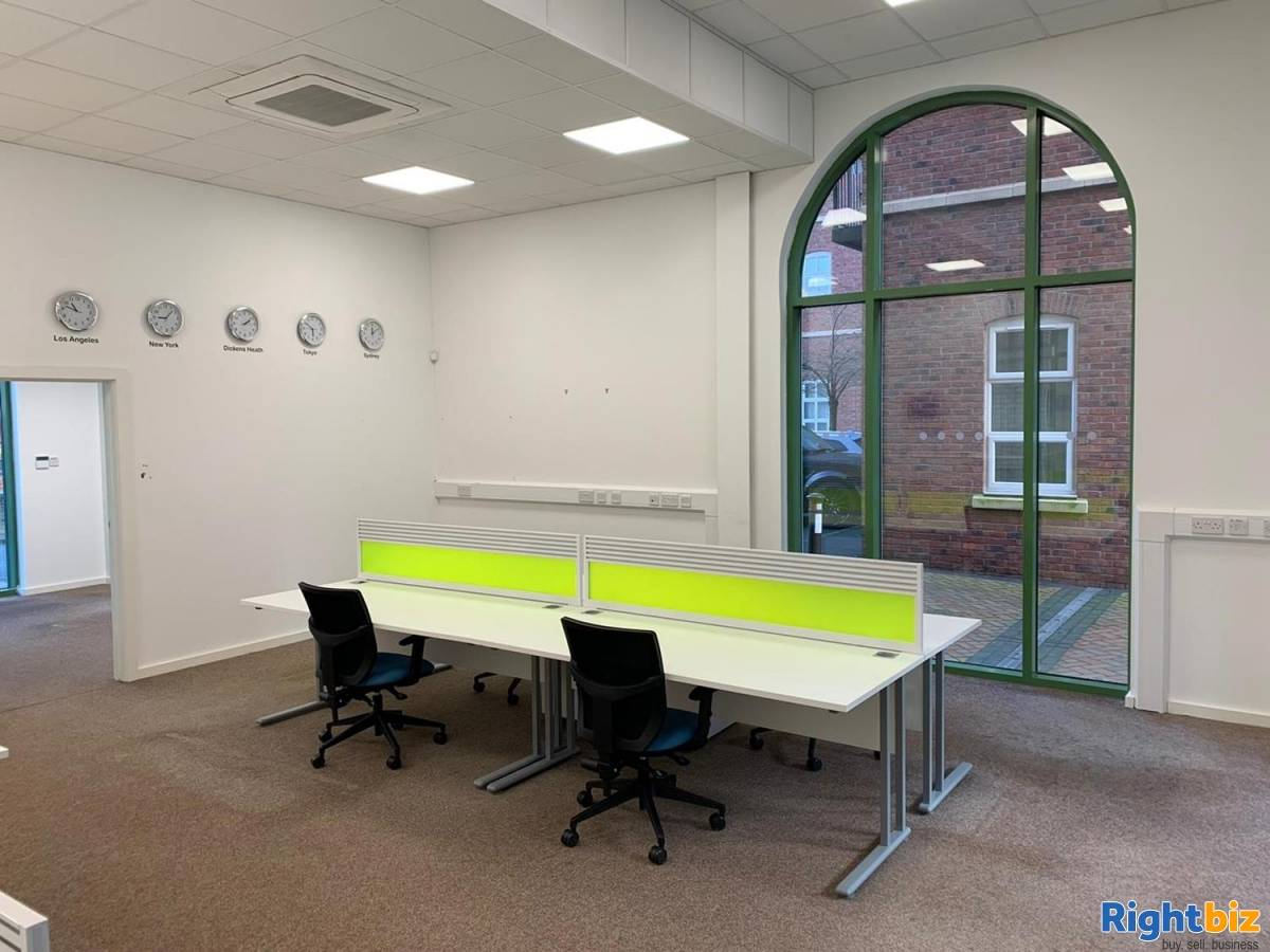 Office For Rent Located In Dickens Heath - Image 9