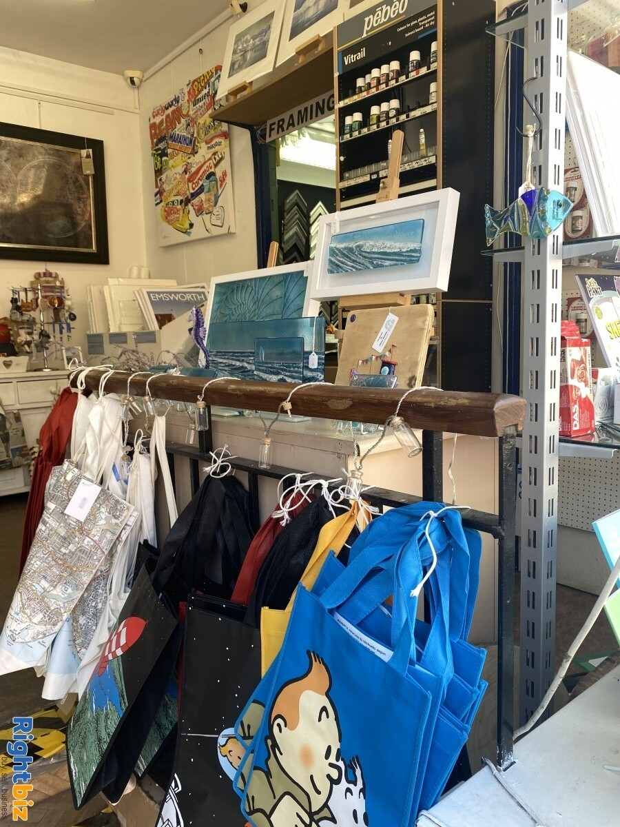 Well Established Picture Framing and Art gallery in Southsea, Hampshire - Image 9