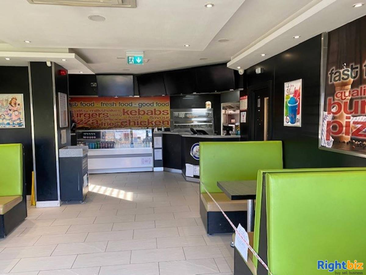 Leasehold Fast Food Takeaway Located In Castle Bromwich - Image 9