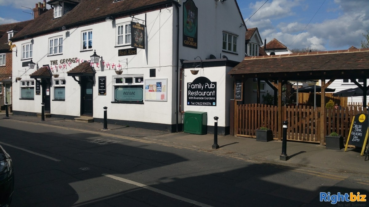 Freehold pub with large accommodation and outside space in Yalding Kent - Image 9