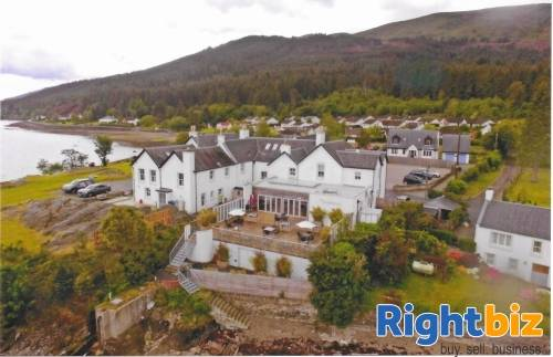 Restaurant/Bar for sale in Ardentinny, Loch Long, Argyll. - Image 9