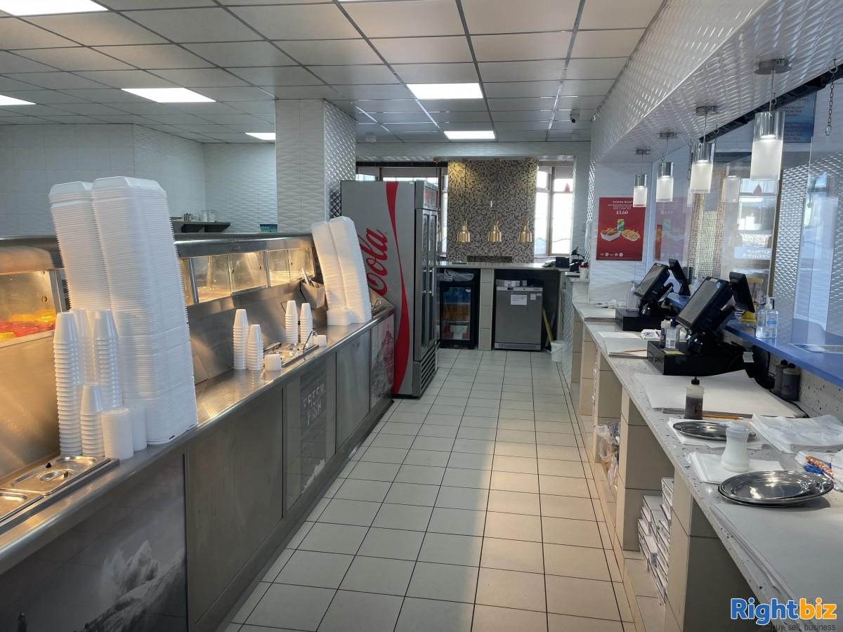 Well Established Fish & Chip Shop for Sale - Image 9