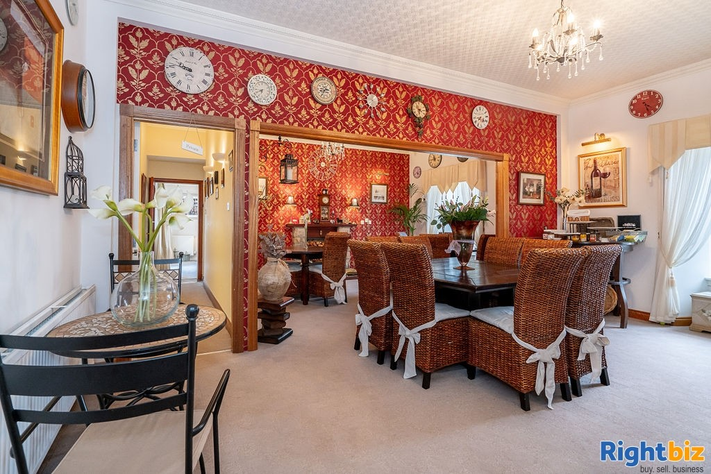 Stunning B&B in rural but very accessible location in the heart of East Lothian (ref 1371) - Image 9