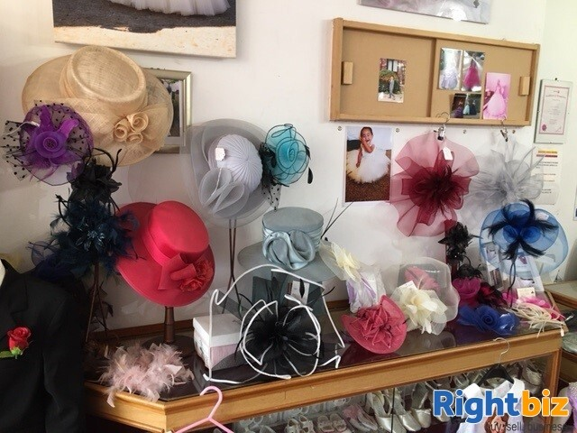 Fully Equipped Bridal Wear Boutique Retail Business for Sale in Wolverhampton - Image 9