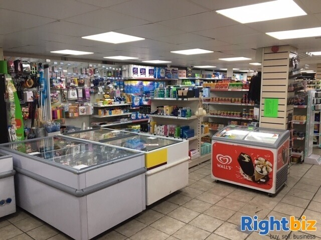Low Rent Off licence Shop with Flat for sale - Image 9