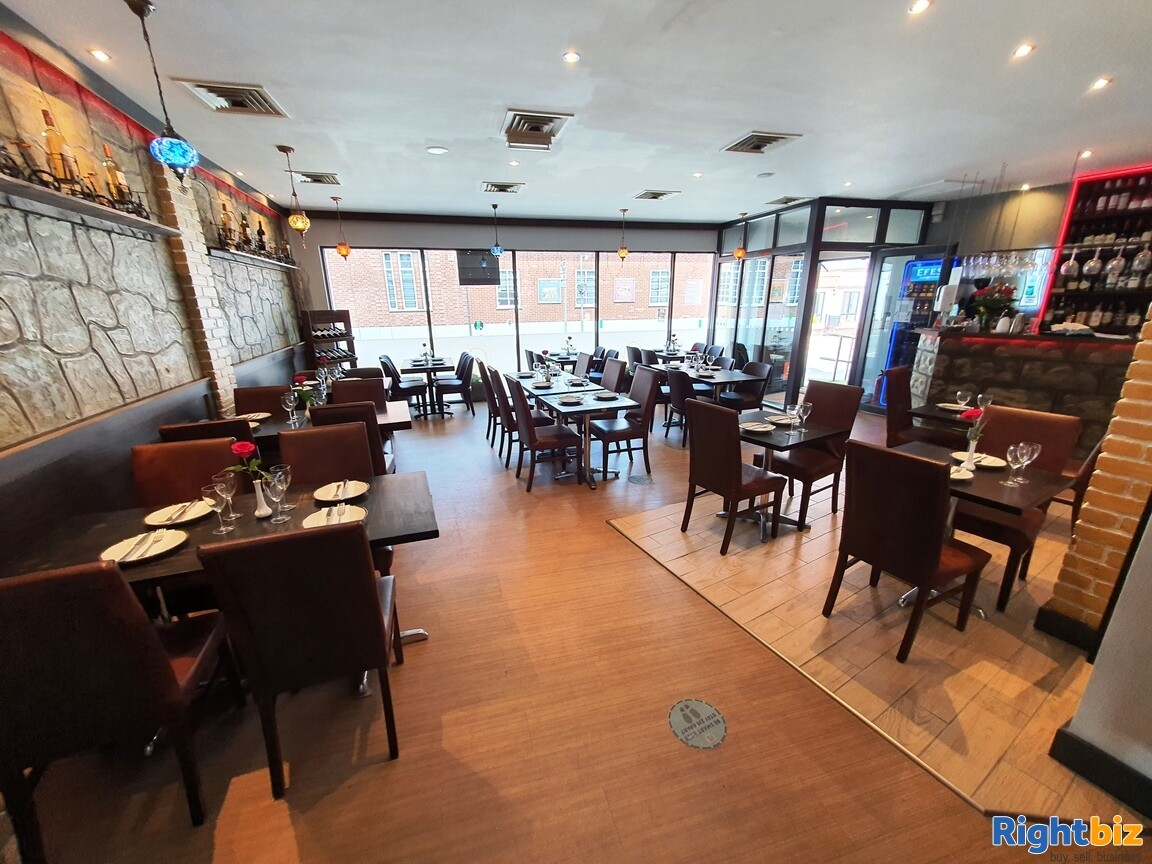 FULLY LICENCED RESTAURANT WITH 110 COVERS - Image 9
