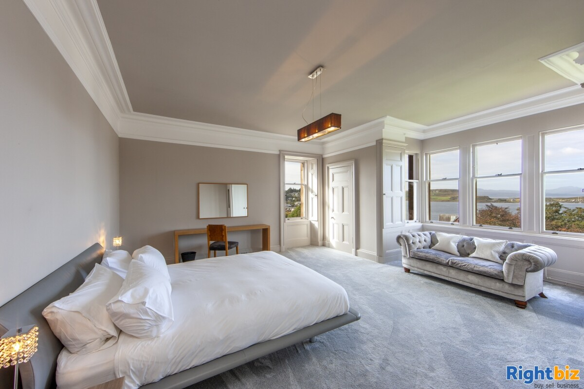 Luxury Victorian Villa for Sale in the heart of Oban, Scotland - Image 9