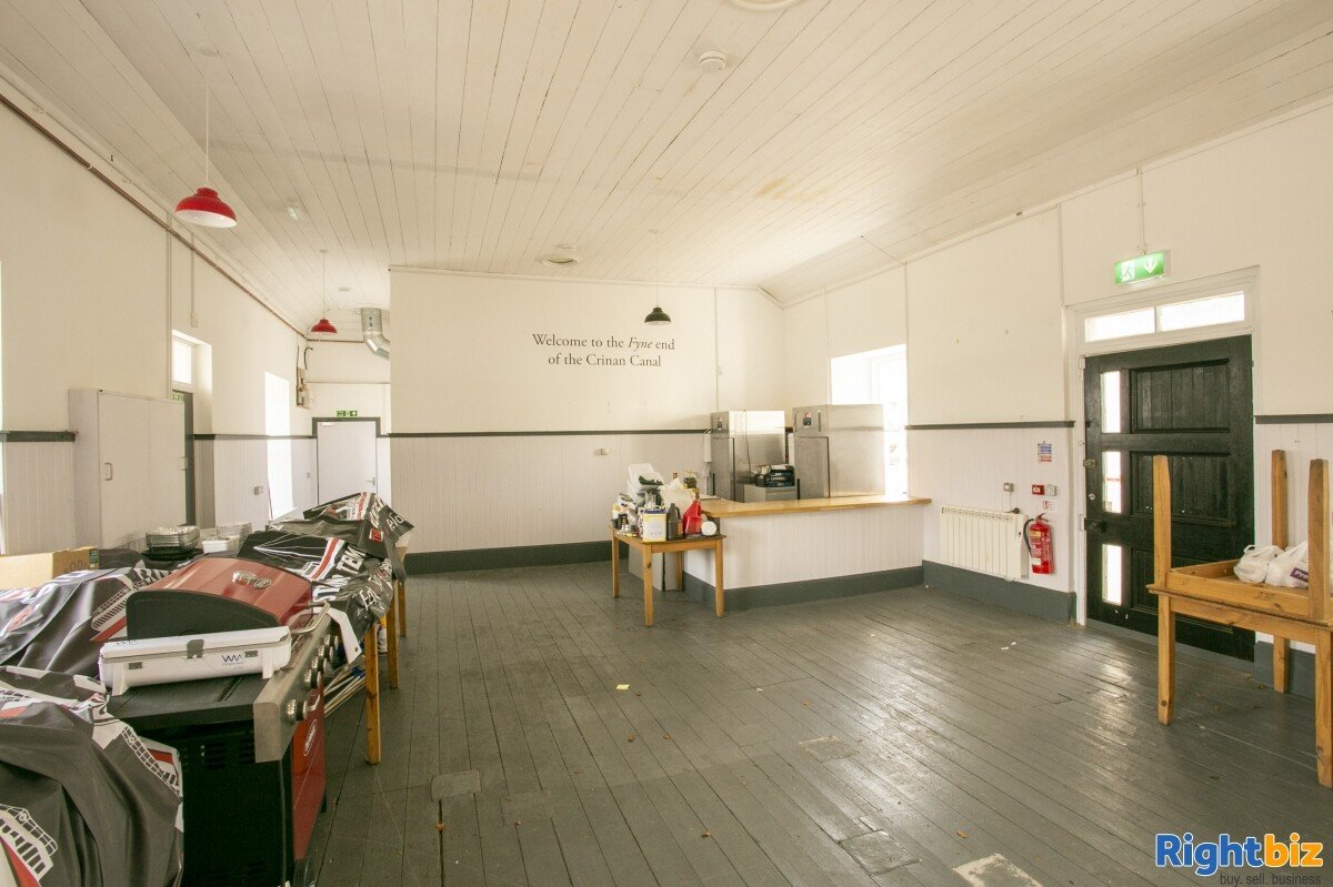 Stunning Well Positioned Cafe Lease Opportunity in Ardrisaig - Image 9