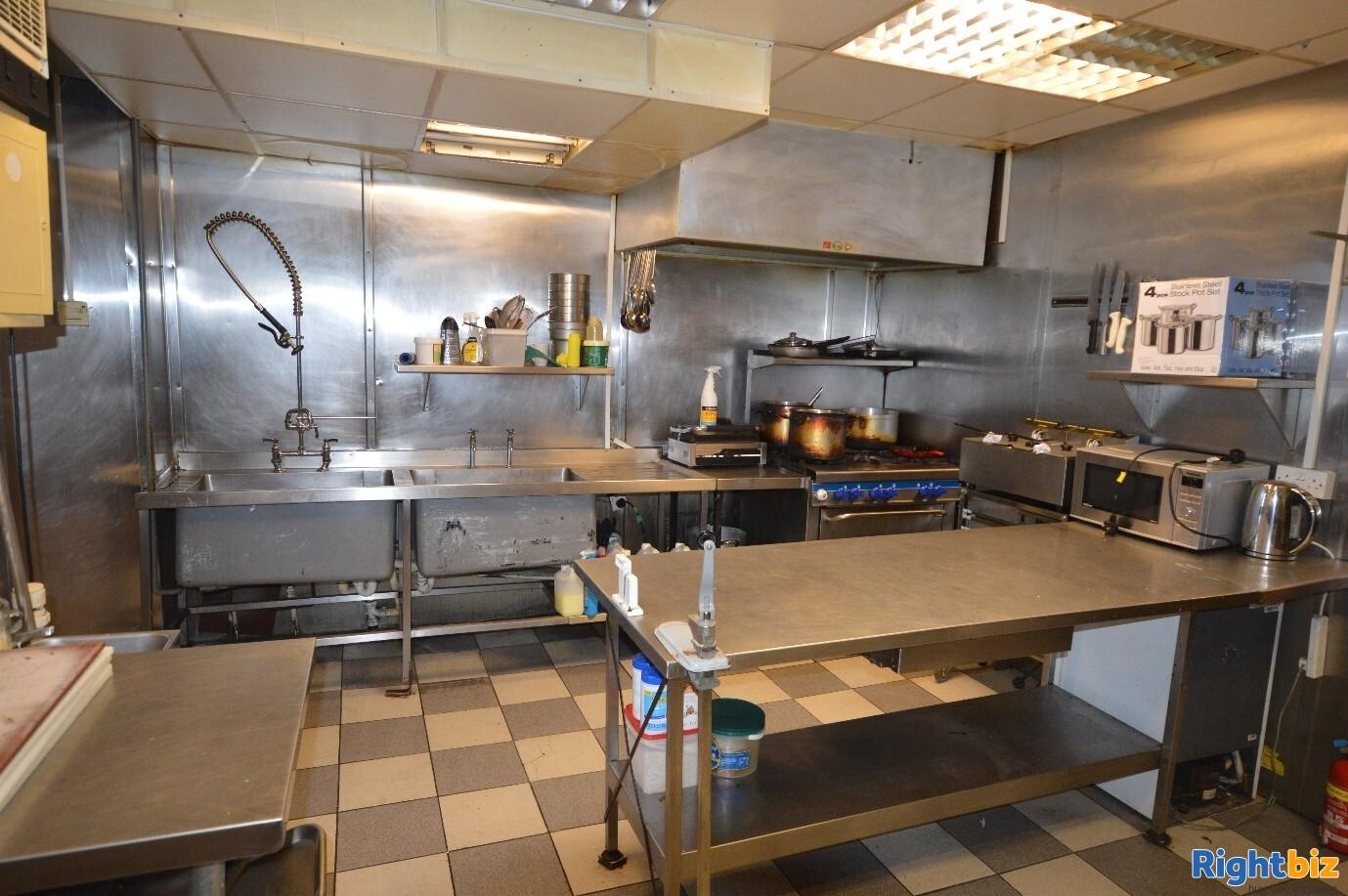 Full Class 3 hot food takeaway in Edinburgh city centre (ref 1396) - Image 9