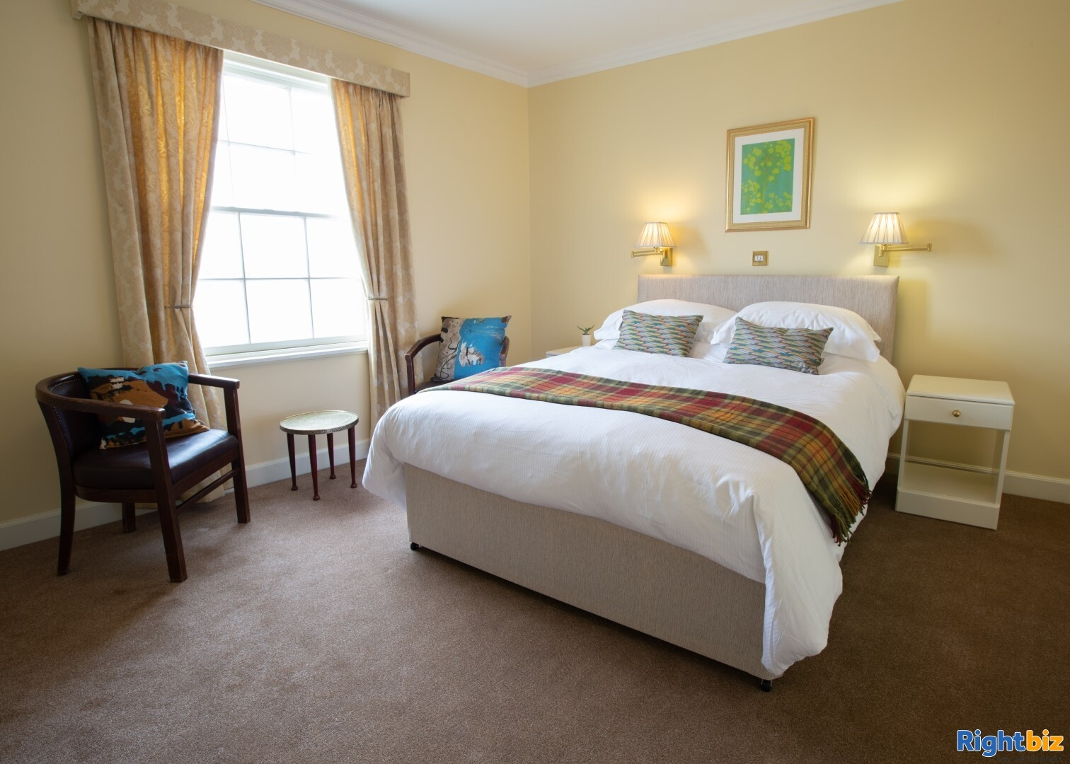 A stunning recently refurbished small Hotel with Restaurant in Kirkcudbright - Image 9