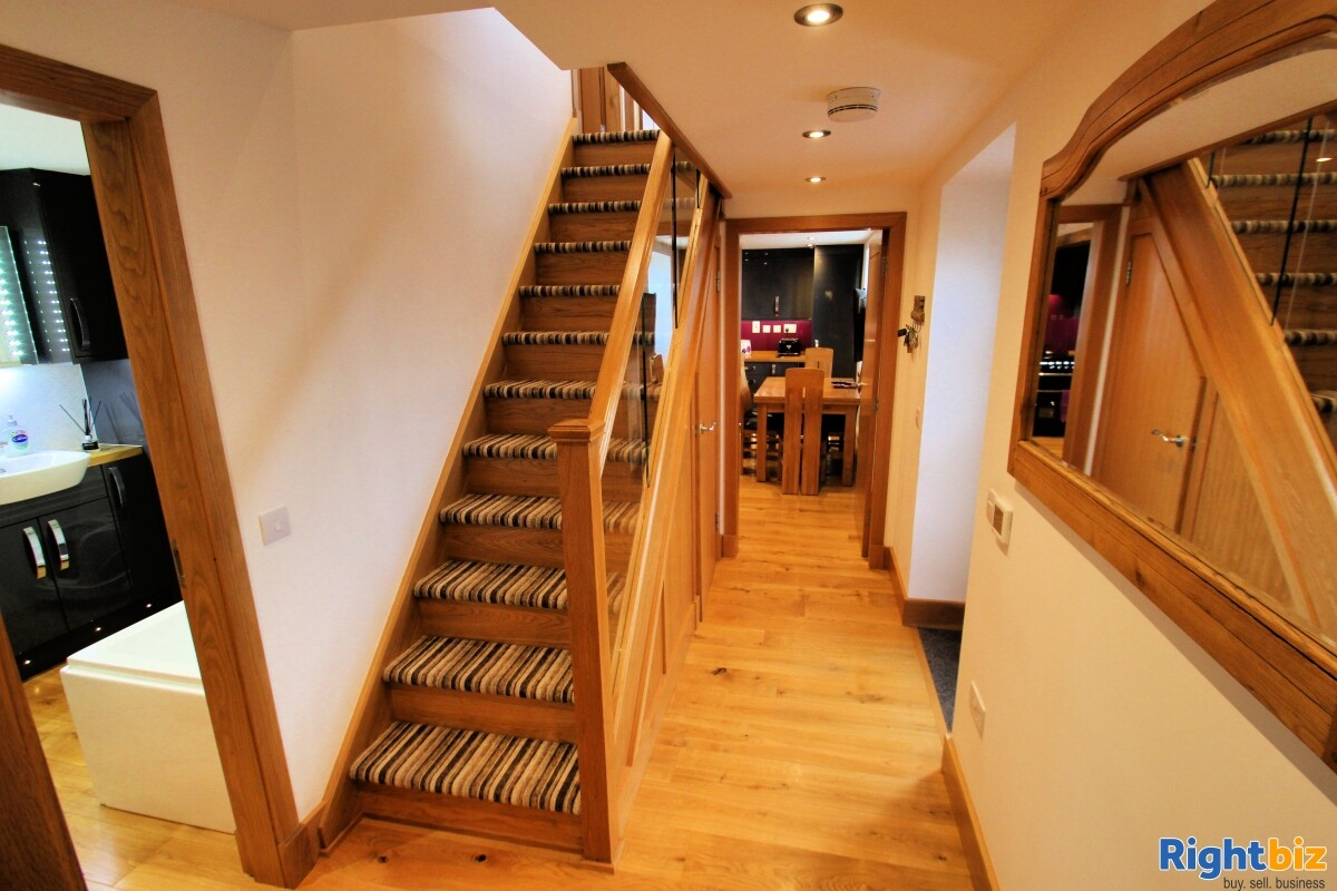 Highly Profitable Takeaway with stunning 3 Bedroom Family Home, Leasehold, Moray - Image 9