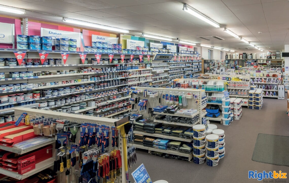 A HIGHLY REPUTABLE HARDWARE, HOUSEHOLD, GARDENING AND DECORATING SUPPLIES STORE - Image 9