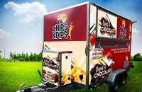 Food Trailer Business For Sale....