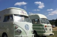 Vintage Vw Ice Cream Van Busine...