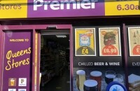 Convenience store off licences